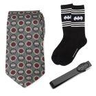 Batman Necktie Gift Set