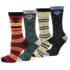 Harry Potter House 4 Socks Gift Set