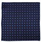 Black Panther Blue Pocket Square