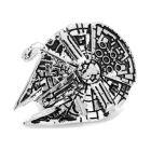 3D Millennium Falcon Lapel Pin