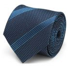 Millennium Falcon Stripe Men's Tie