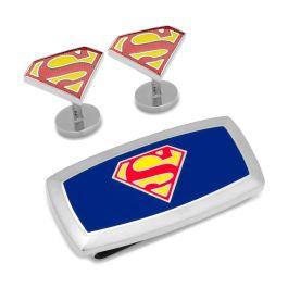 Cufflinks 3D Superman Cape