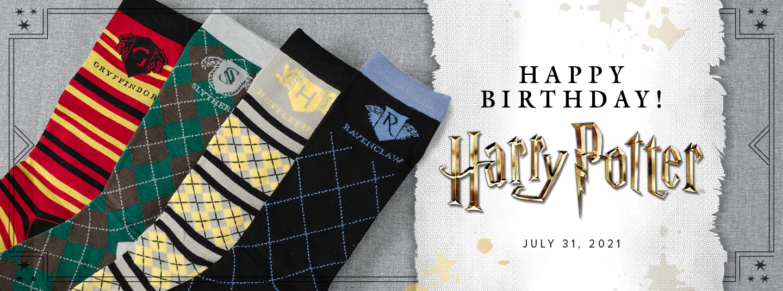 INC - Harry Potter Bday