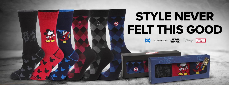 INC - Sock Sets
